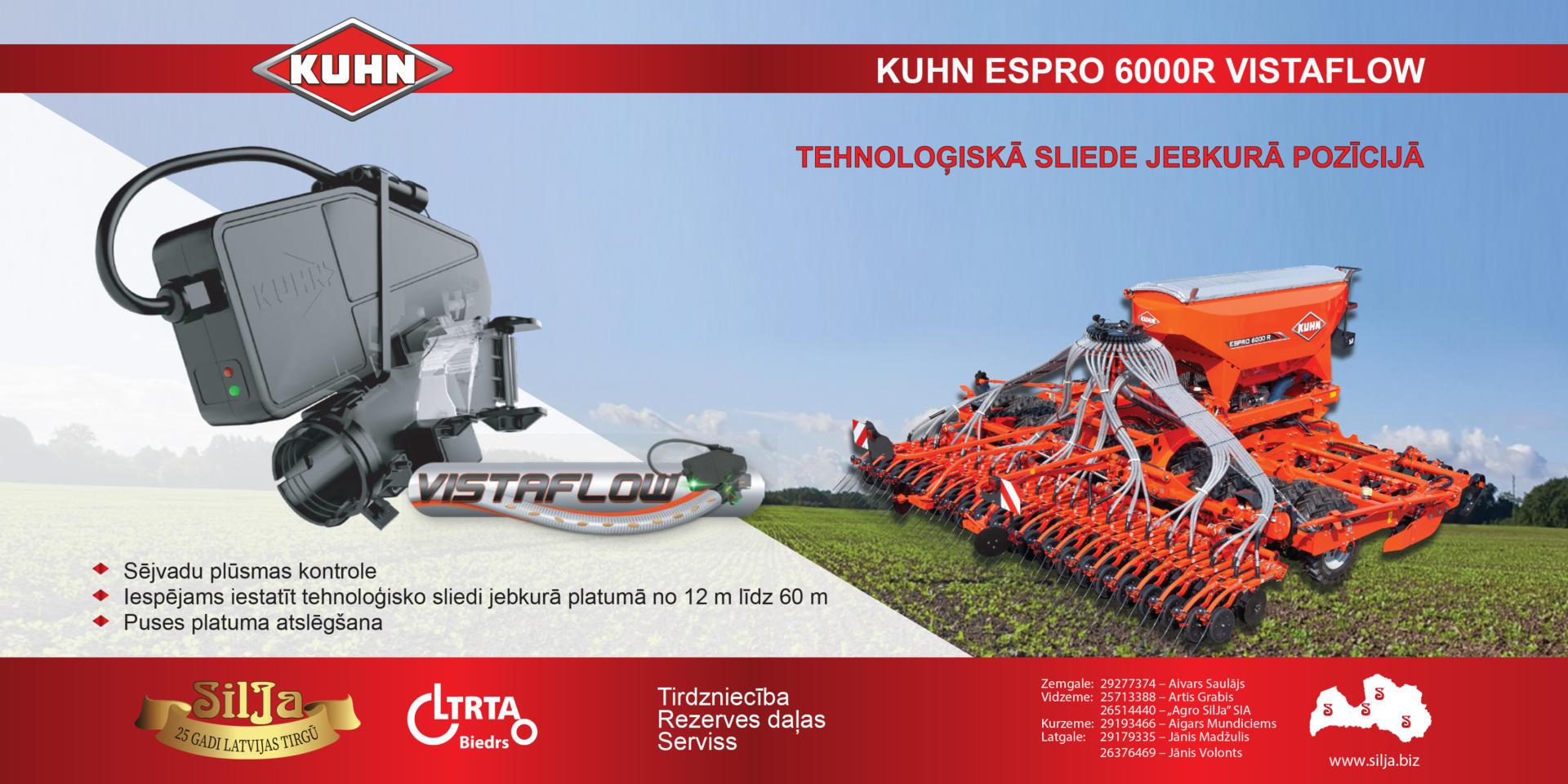 KUHN 6000R